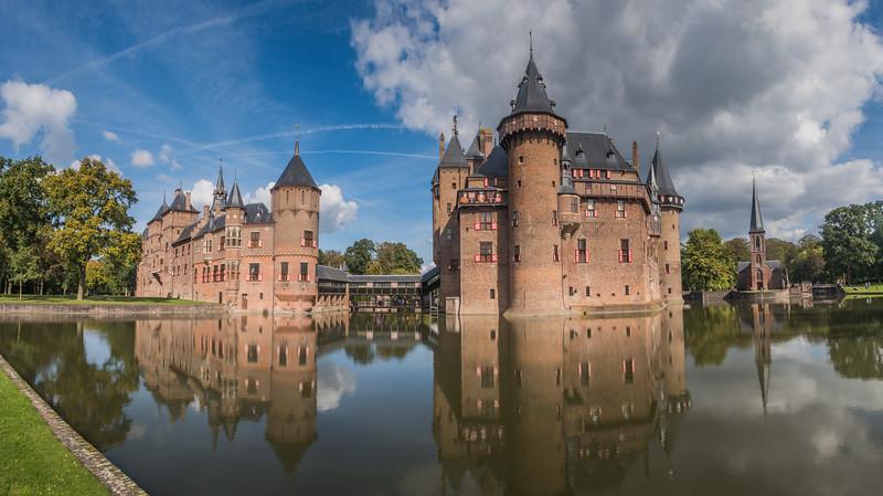 De Haar Castle - Utrecht - Netherlands (September 2018)
