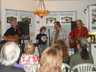 May 8, 2010 House Concert