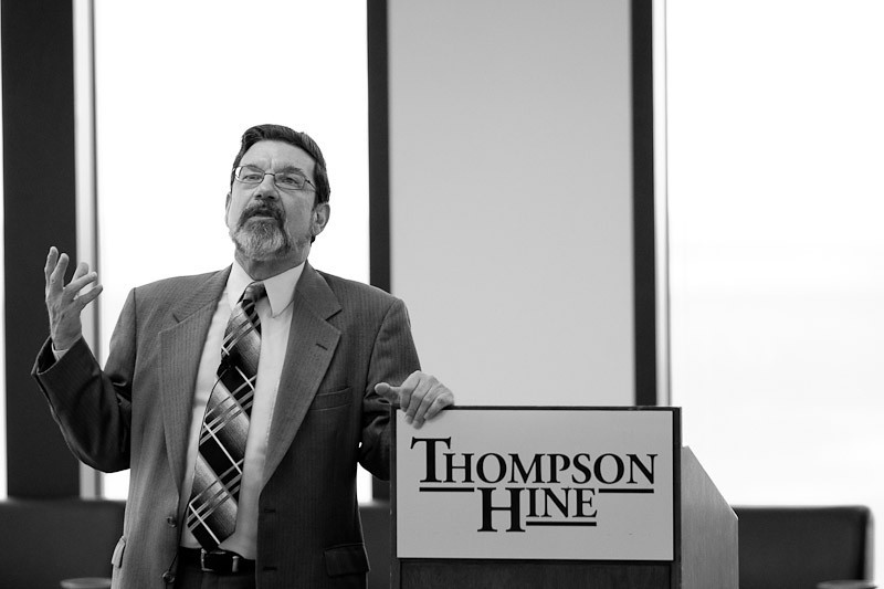 2010.10 Thopmson Hine CLE Event