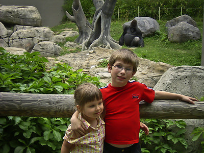 Emily and Nathan 2004
