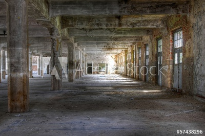 Abandonded Buildings - use for C - small