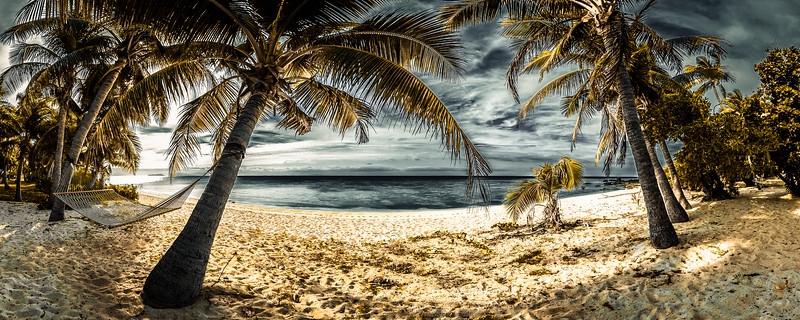 Beachfront Hammok