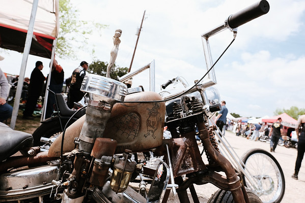 Giddy Up Chopper Show 2016