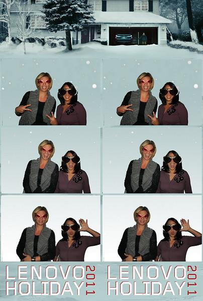 Lenovo Holiday Party 2011