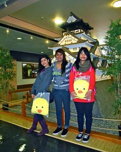 Japan Town SF Spring Visit