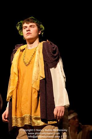 YOH Players Julius Caesar
