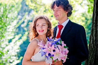 Irina and Ivan