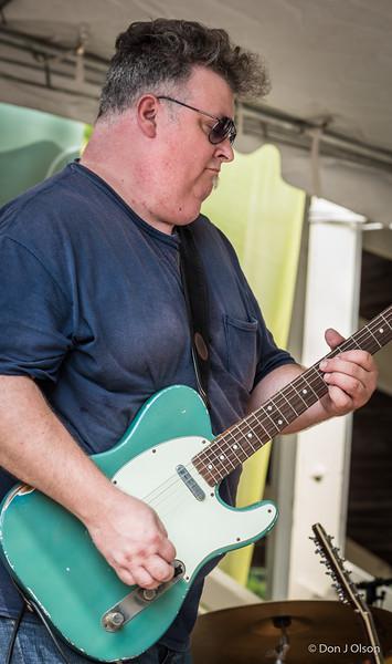 Jeremy Johnson--Everett Smithson Band--2017 Rock Bend Folk Festival-St. Peter, MN.