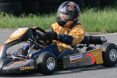Karting Klepp 6.9.2008