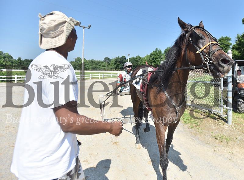 70594  Big Butler Fair Harness Racing