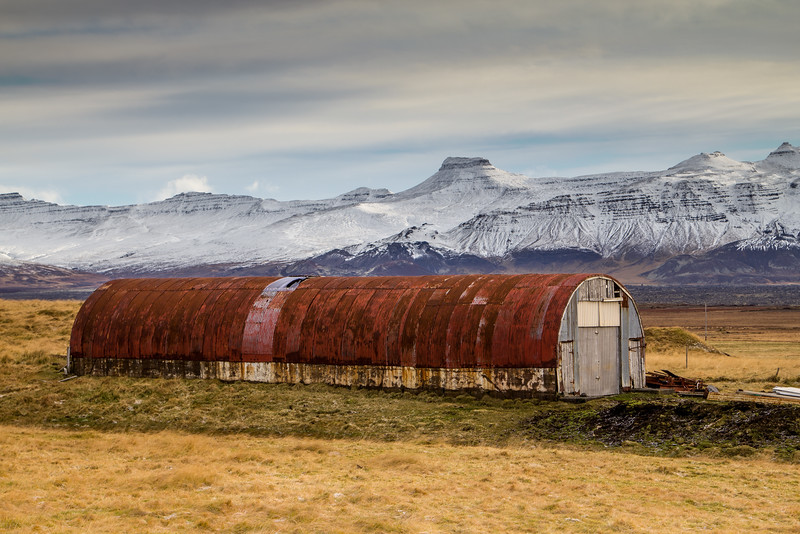 A Big Red Shed (HDR)