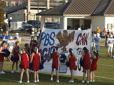 Parkview Baptist 5th/6th Grade Football 2012