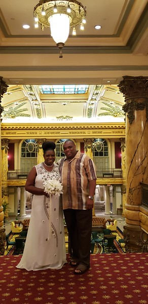 Anniversary Photo Shoot at The Jefferson Hotel
