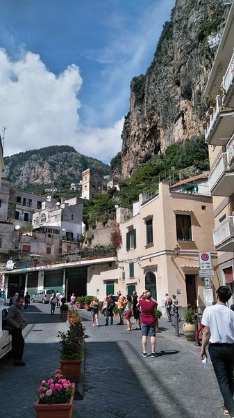 2018-05-09 Trip to Amalfi and positano