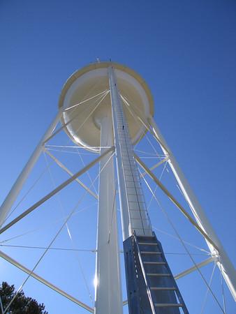 Chana Creek Water Tower - 11/25/2006