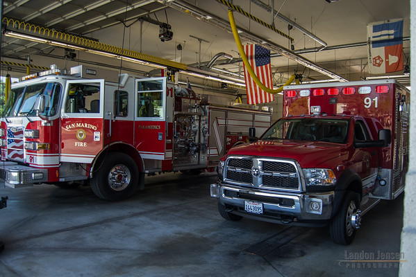 Station 91 Photo Project