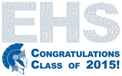Graduation Images 2015