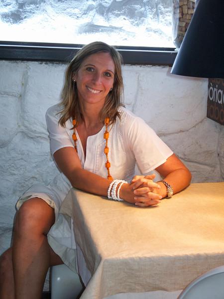 Sonia in Barcelona visit Oct 2014