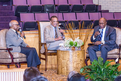 In Conversarion with Dr. Holmes & Ambassador Kirk