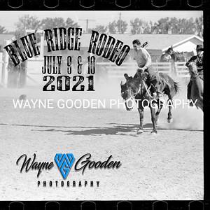 Blue Ridge Rodeo July 9-10 2021