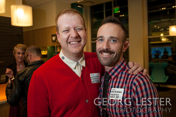 AidsLifecycle Holiday Party 2014