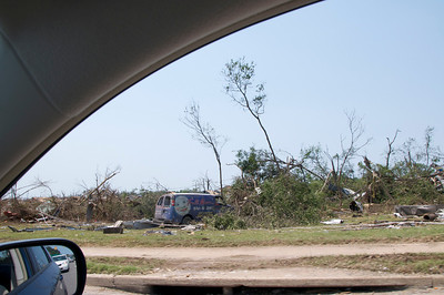 Tornado Damage, May 2011
