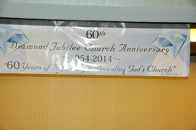60th Diamond Jubilee Strangers Rest Missionary Baptist Church Anv Aug 22, 2014
