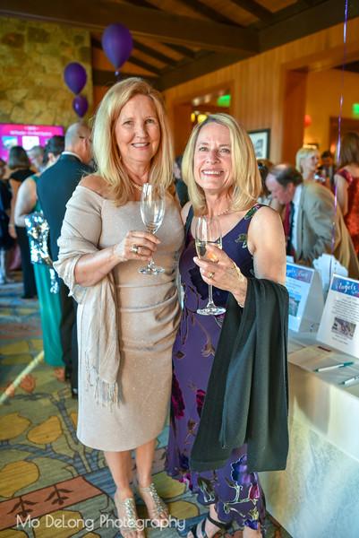 Liz Hellman and Karen Chatham