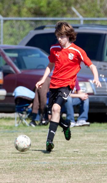 U-14 Spring Season 2011/Tanner's Team