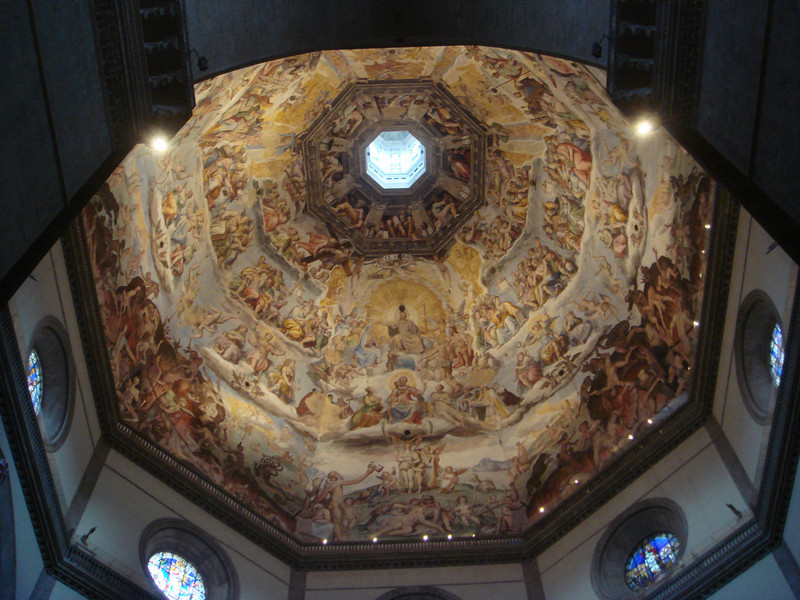 Last Judgement by Vasari in Duomo.jpg