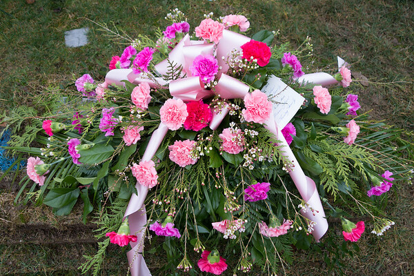 Mom's Funeral 2014