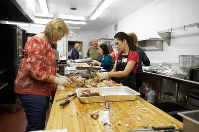 Rancho Thanksgiving Dinner 2013
