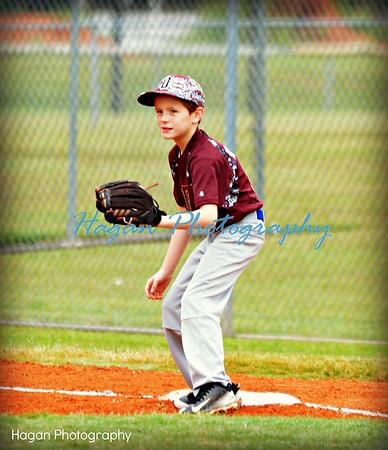 West TN Outlaws 9u - 09-12-2015 Oakfield
