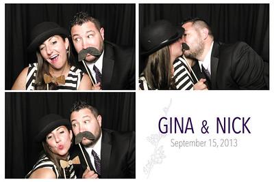 Gina + Nick