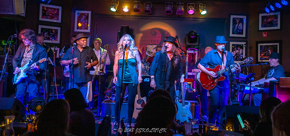 The Wolfpack at the FunkyBiscuit 12 28 18