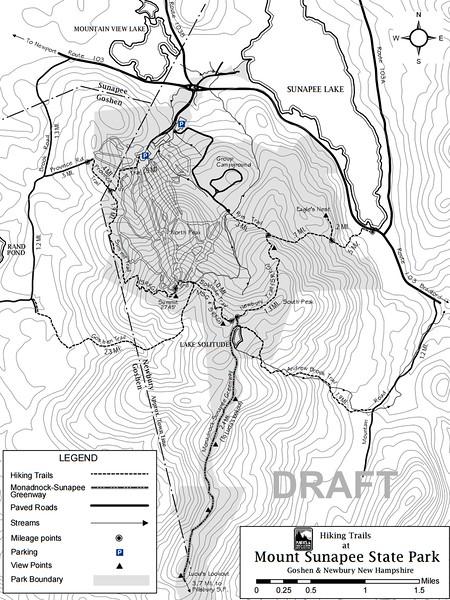 Mount Sunapee State Park