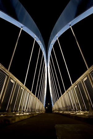 I235 Traffic & Ped Bridges