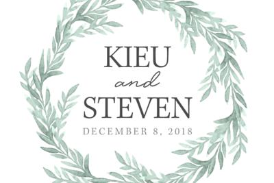 Kieu & Steven 12/8/18