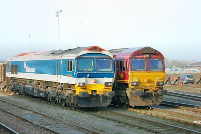 2009 - Mendip Rail