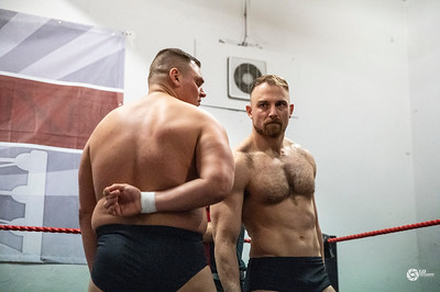 Ishikawa & Irie vs. Ringkampf