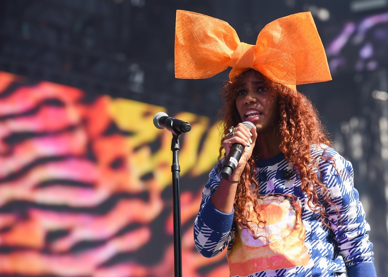 SANTIGOLD AT THE MADE IN AMERICA FESTIVAL 2015 FOR CONSEQUENCE OF SOUND