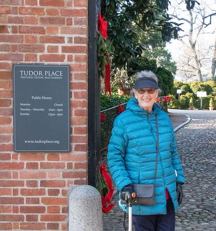 Tudor Place DC