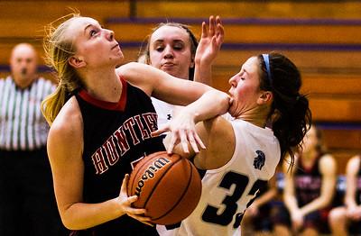 20141210 - Girls Basketball Huntley @ Cary-Grove (KG)