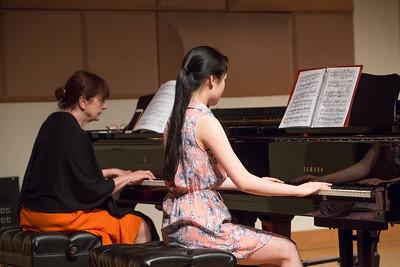 Clarke Hall - Piano - June 28, 2019