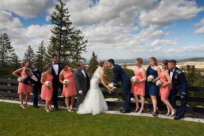 Bower / Falkenberry Wedding