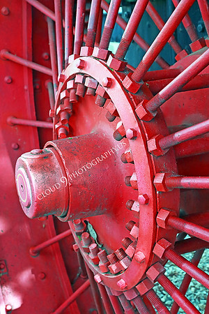 Americana: Pictures of Old American Farm Equipment