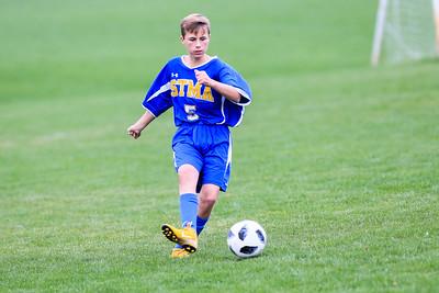 Boys Soccer JVll  vs Buffalo