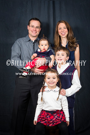 Holiday Family Portraits - 18 Nov 2012