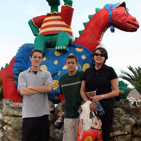 Disney Animal Kindgom New Years Vacation 2005