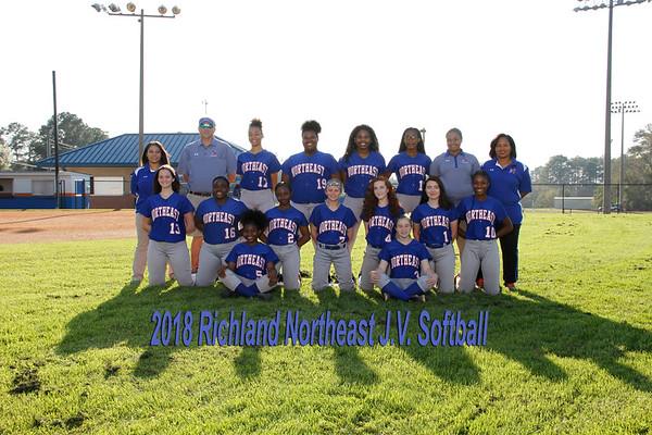 2018 Softball JV